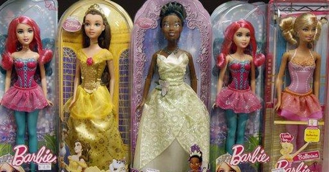 Mattel 1Q net income falls, Barbie sales down