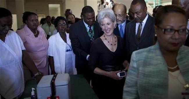 US, Haiti kick off vaccination campaigns