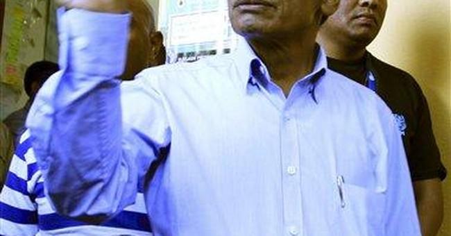 East Timor holds run-off vote for new president