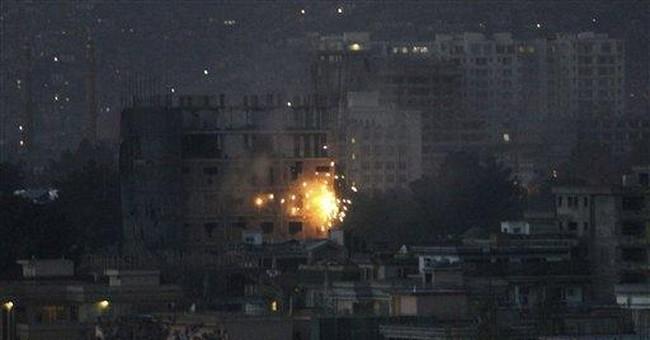 US Ambassador: Haqqanis were behind Afghan attacks