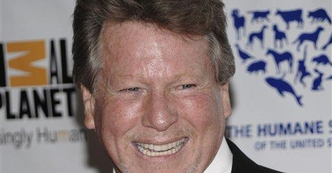 Ryan O'Neal says he has Stage 2 prostate cancer