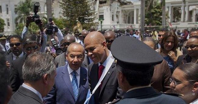 Haiti: President diagnosed with pulmonary embolism