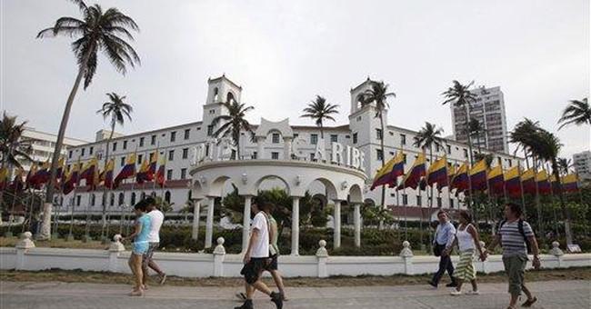 Carnal Cartagena blase about sex scandal