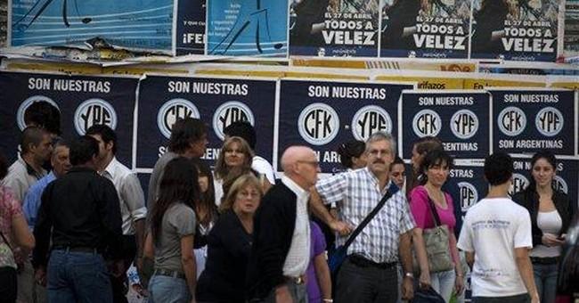 Spain-Argentina oil spat threatens special ties