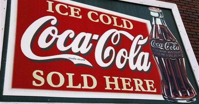 Coca-Cola expanding reach worldwide for profit