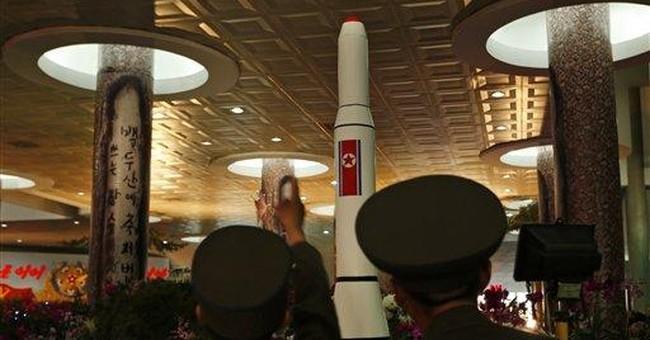 North Korea warns US of retaliation over rocket