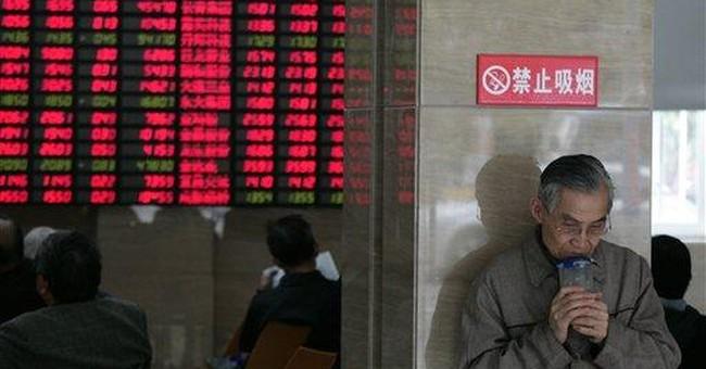Stocks falter as investors await Spanish auction