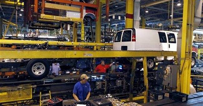 Shortages could slow down US auto production