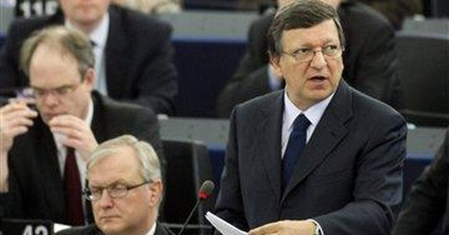 EU slams governments for not enacting growth laws