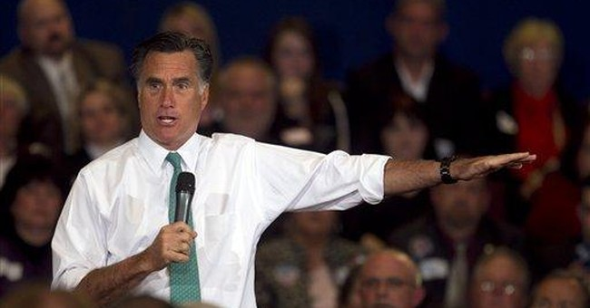 Romney's foreign policy may mean hardball is back