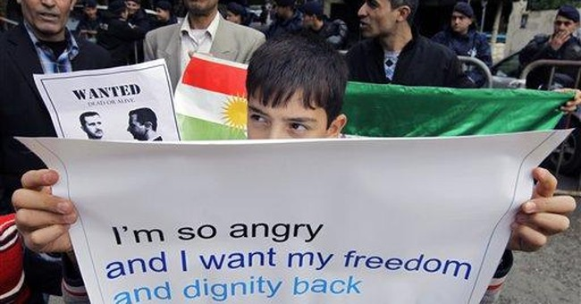 No fans of Assad, Syria's Kurds distrust uprising