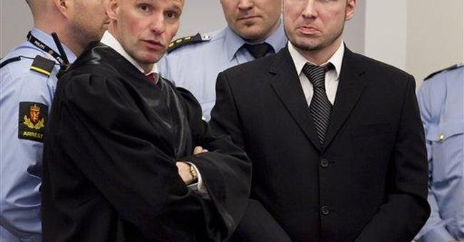 Norway gunman wants freedom or death for massacre