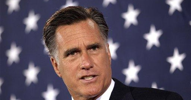 Romney is Liberty University commencement speaker