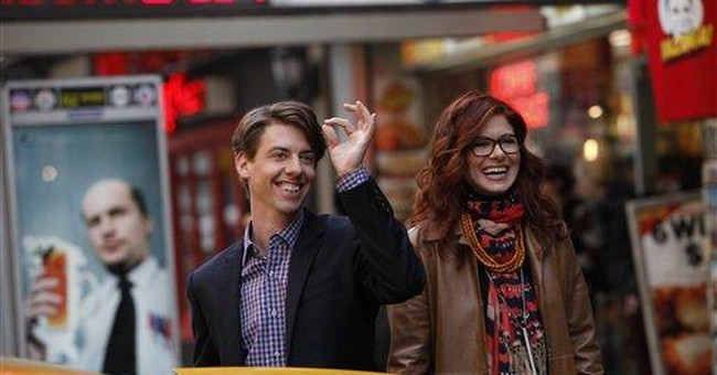 'Smash' star Christian Borle plays a loopy pirate