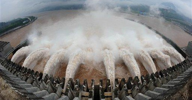 Danger from Three Gorges Dam may force out 100,000