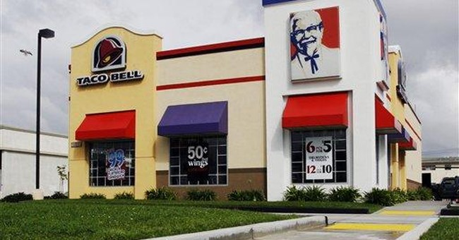 Yum Brands posts whopping 1st-qtr profit gain