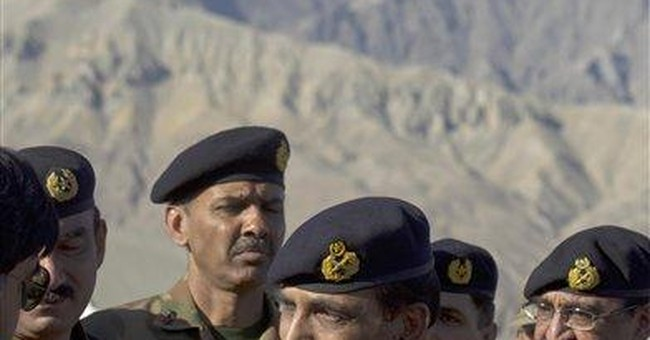 Pakistani army says talks needed with India