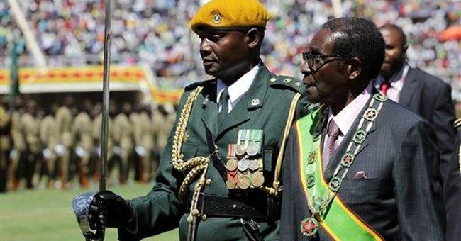Zimbabwe president: 'Bury violence in the past'