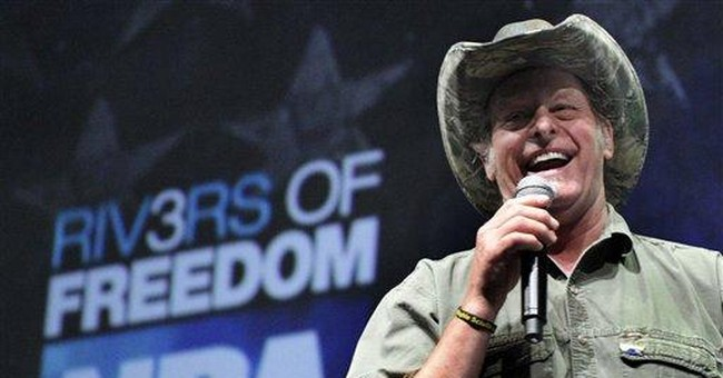 Ted Nugent agrees to plead guilty in illegal kill