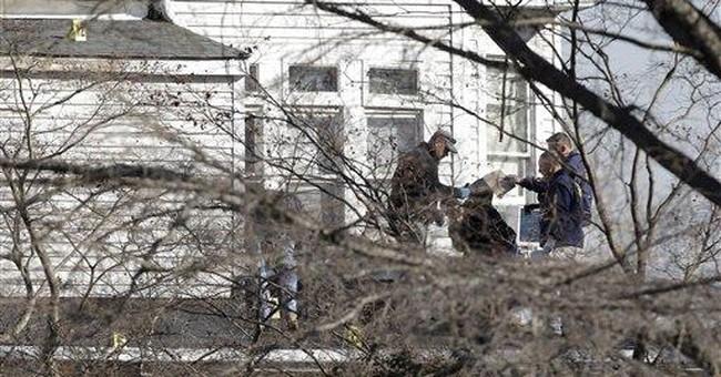 Prosecutor: NJ synagogue residence firebombed