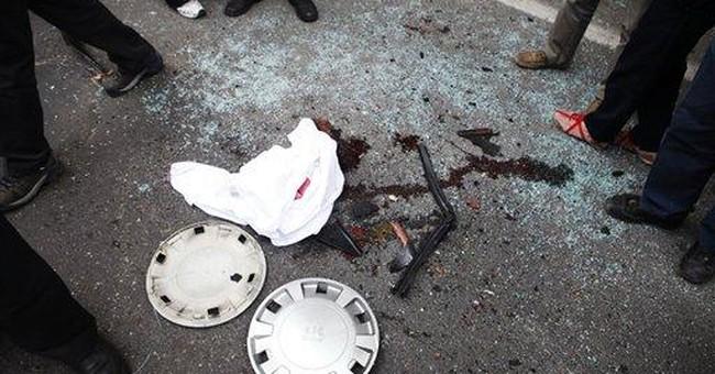 Blast kills Iran nuclear expert amid `covert war'