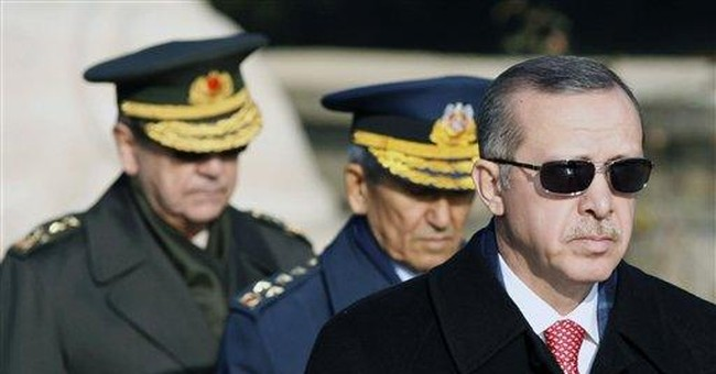 Turkish PM back in form after surgery