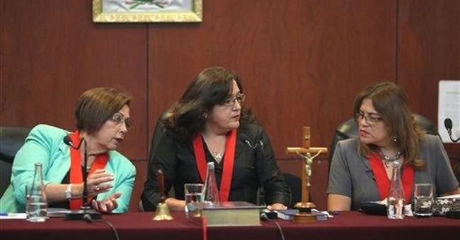 Van der Sloot pleads guilty to killing Peru woman