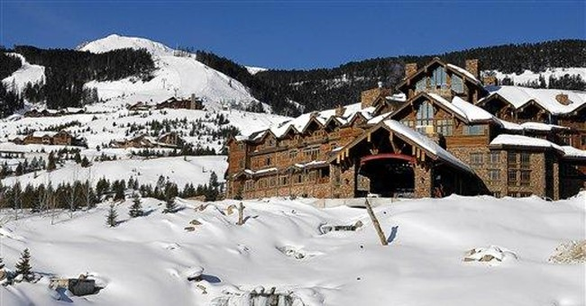 Credit Suisse in court over loans to resorts