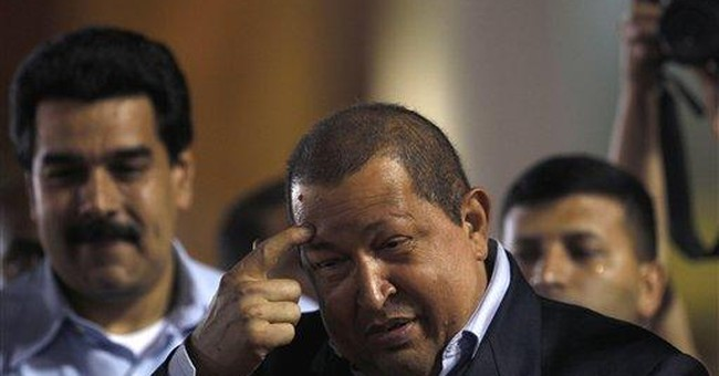 Official: Expelled Venezuelan has left the US