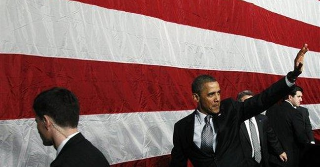 Obama pledges 'Change will come'