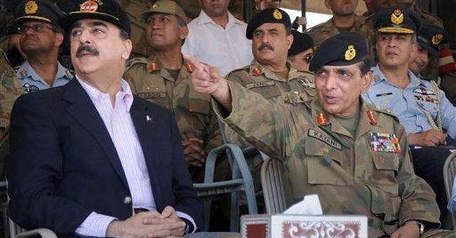 Pentagon: No assurances against Pakistan coup