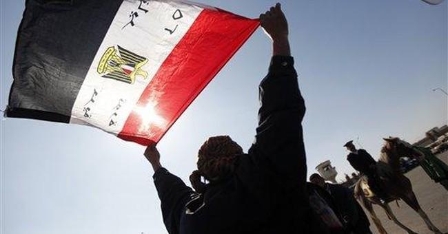 Egypt marking uprising start date as holiday