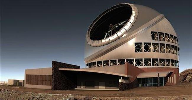 China, India to jump forward with Hawaii telescope
