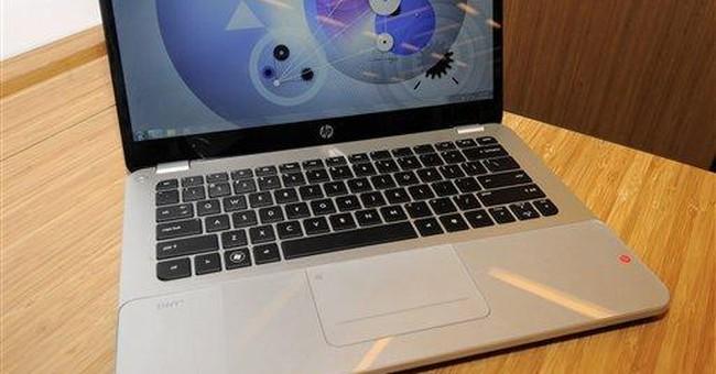 Gadget Watch: HP Envy 14 PC has smart-tag sensor