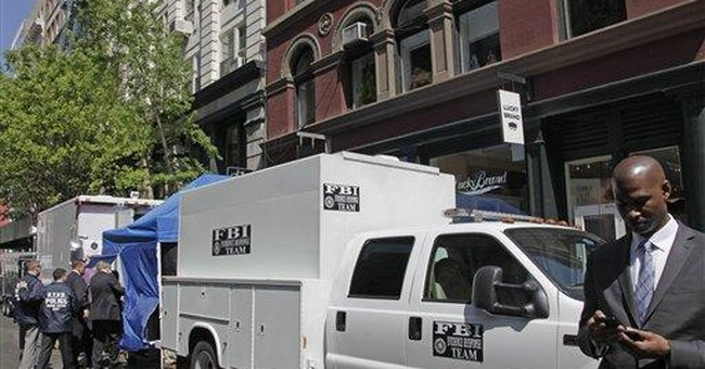 NYC basement searched for boy who vanished in 1979