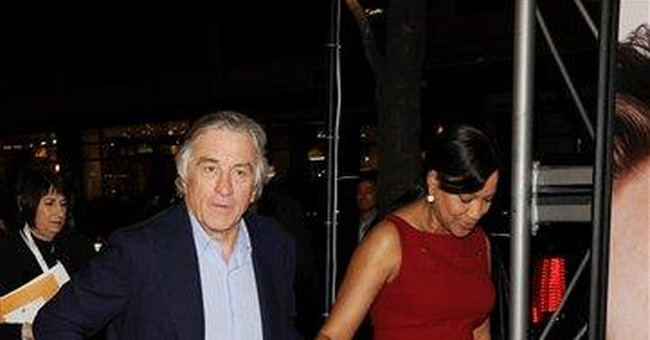 De Niro, Apatow worlds collide at Tribeca