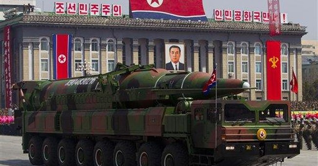 Experts: NKorea missile carrier likely from China