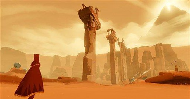 Review: 'Fez,' 'Journey,' 'Closure' build mystery