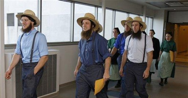 16 Amish plead not guilty in Ohio hair attacks