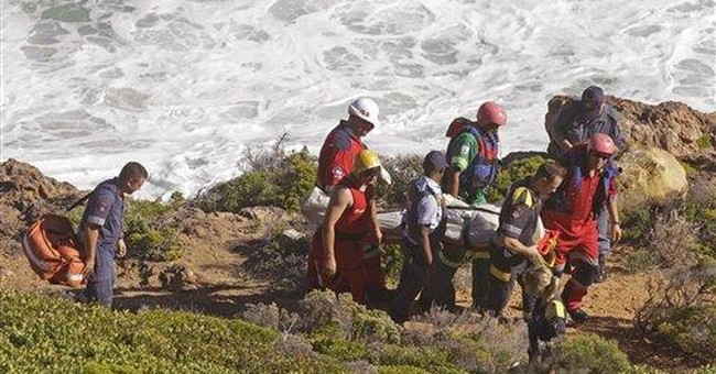 Rescue officials: shark kills man off Cape Town