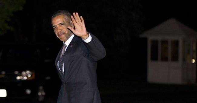 Trouble in threes: Scandals hamper Obama's message