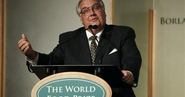 Howard Buffett helps start rural feeding program