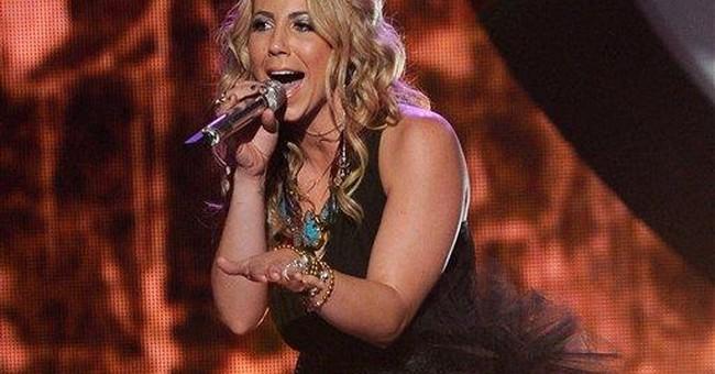 Unlikely finalist struck from 'American Idol'