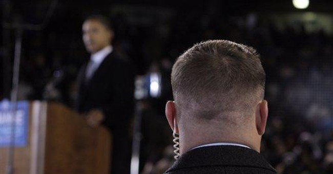 Ousted Secret Service supervisor joked about Palin