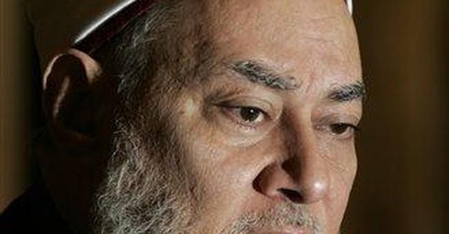 Egypt's Brotherhood blasts mufti's Jerusalem visit