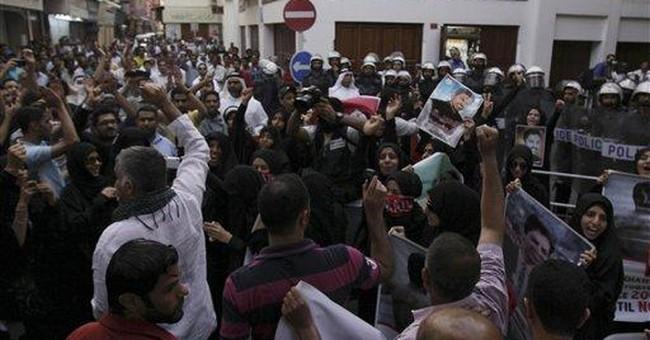 Bahrain on edge as Formula 1 crackdowns mount