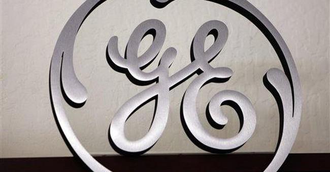 GE 1Q profit falls 12 pct but tops estimates