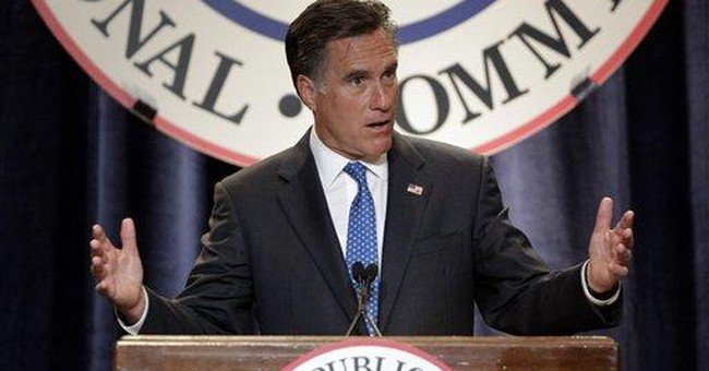Report: Media saw Romney as nominee post-Michigan