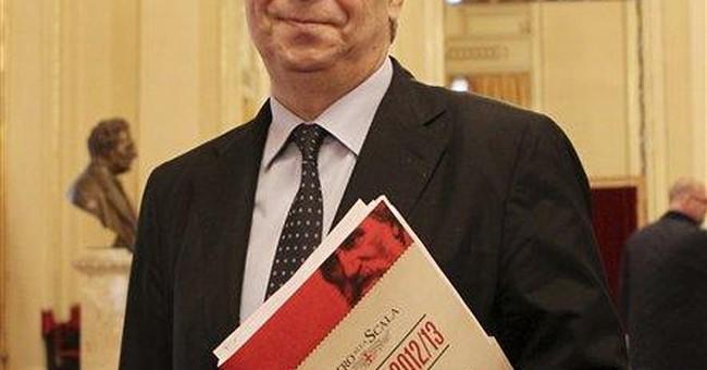 La Scala to open 2012-13 season with 'Lohengrin'