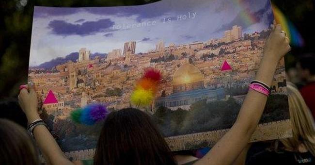 Jewish movement in Israel OKs gay rabbis
